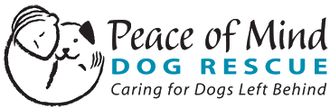 Charity - Peace of Mind Dog Rescue - DonatecarUSA.com