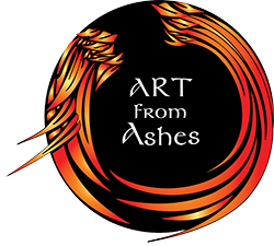 Charity - Art from Ashes - DonatecarUSA.com