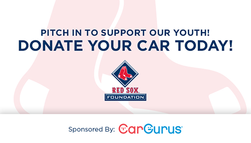 Charity - Red Sox Foundation - DonatecarUSA.com